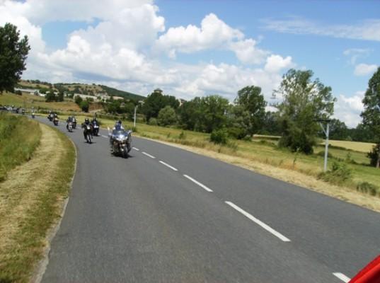 Balades motos ...